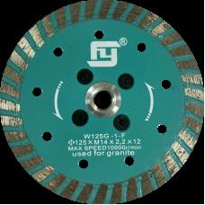 Отрезной алмазный диск FY