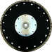 Торцевой алмазный диск SH d230