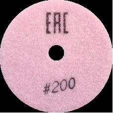 """АГШК - алмазные гибкие шлифовальные круги """"сухие"""" d100 P200"""