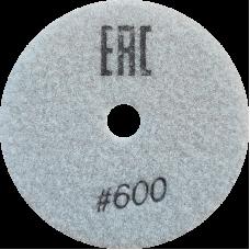 """АГШК - алмазные гибкие шлифовальные круги """"сухие"""" d100 P600"""
