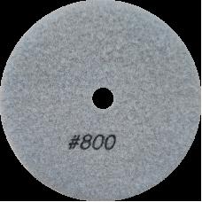 """АГШК - алмазные гибкие шлифовальные круги """"сухие"""" d125 P800"""