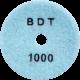 """АГШК - алмазные гибкие шлифовальные круги """"BDT"""" d100 P1000"""