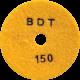 """АГШК - алмазные гибкие шлифовальные круги """"BDT"""" d100 P150"""