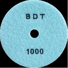 """АГШК - алмазные гибкие шлифовальные круги """"BDT"""" d125 P1000"""