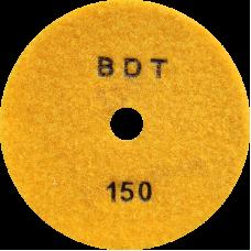 """АГШК - алмазные гибкие шлифовальные круги """"BDT"""" d125 P150"""