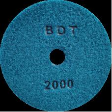 """АГШК - алмазные гибкие шлифовальные круги """"BDT"""" d125 P2000"""
