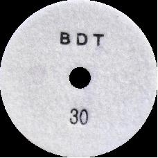 """АГШК - алмазные гибкие шлифовальные круги """"BDT"""" d125 P30"""