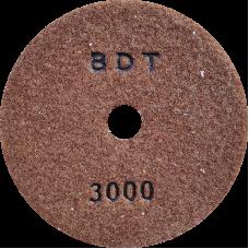 """АГШК - алмазные гибкие шлифовальные круги """"BDT"""" d125 P3000"""