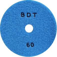 """АГШК - алмазные гибкие шлифовальные круги """"BDT"""" d125 P60"""
