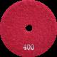"""АГШК - алмазные гибкие шлифовальные круги """"универсальные"""" d100 P400"""