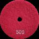 """АГШК - алмазные гибкие шлифовальные круги """"универсальные"""" d100 P500"""