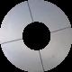 BUFF LUX d250 на резине