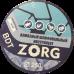 Алмазный шлифовальный круг ZORG d250 #60/40