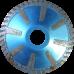 """Алмазный отрезной диск """"Криворез"""" для лекальных вырезов d125"""