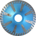 """Алмазный отрезной диск """"Криворез"""" для лекальных вырезов d105"""