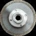 Алмазный отрезной диск сплоной d105