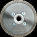 Алмазный отрезной диск сплоной d80