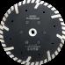 Алмазный отрезной диск по граниту TS d180