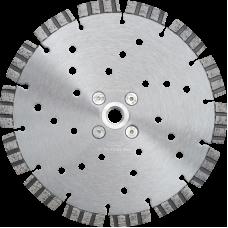 """Алмазный диск по армированному бетону d180 """"турбо-лазер"""" KURS"""