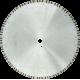 """Алмазный диск по армированному бетону d400 """"турбо-лазер"""" KURS"""