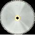 """Алмазный диск по армированному бетону d450 """"турбо-лазер"""" KURS"""