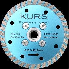 Диск турбо blue d105