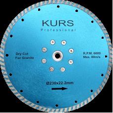 Диск турбо blue d230