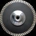 Отрезной шлифовальный диск по граниту SH d125