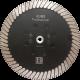 Отрезной шлифовальный диск по граниту SH d230