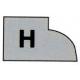 """Профильная фреза """"H30"""""""
