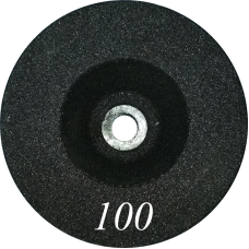 Шарошки бакелитовые d100 №100
