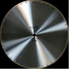 Алмазный отрезной диск по бетону Silver Brazed d700