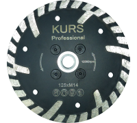 Алмазный отрезной диск по граниту TS d125