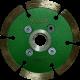 Отрезной диск d80